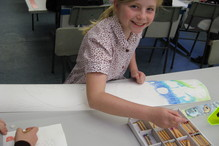 Junior School artists