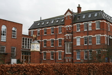 The main building of St George's Junior School