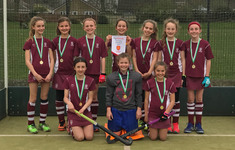 Under 11 Southern Counties Hockey Association regional winners 2017