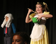 The jury's out on Year 3 production 'Goldilocks and the Three Bears'
