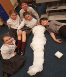 Egyptian pyramids and a mummification as History Club explores Ancient times