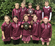 St George's triumphs at District Cross Country competition