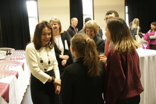 ​Eager students thoroughly enjoy first Headmistress' Lecture