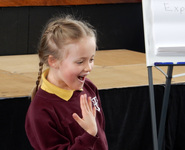 Traditional tales rewritten at Able Learners' Storytelling Workshop
