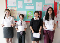 The results are in for Junior and Intermediate level Maths Challenges