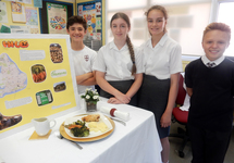 Ethical food on show for Second Year Extension Programme