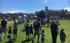 Summer Fete a soaring success