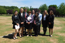 Lower Sixth gather together for Vocation Discovery Festival