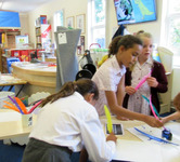 International Literacy Day celebrated at the Junior School Library