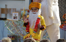 Children enjoy special workshop on Sikhism