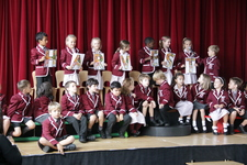 Generous donations received as Junior School celebrates Harvest
