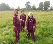 Year 5 become 'site investigators' for the day on Bay Pond Geography trip