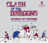 Clash of the Dragons - Saturday 16 December 2017