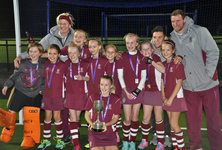 Under 11 girls' hockey team are IAPS National Champions 2017