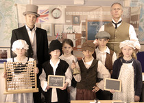 History comes to life as Year 5 celebrate Victorian Day