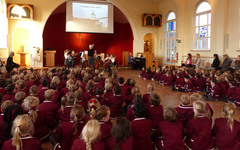 Founder's Day celebrated at the Junior School