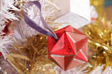 Mathematicians get creative in 'ChristMATHS' Bauble Competition