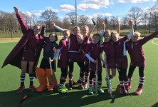 Dreams become reality as girls' U11 hockey stars become IAPS National Champions and Regional Champions