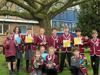 Junior School pupils enjoy special RE celebration morning at Salesian School