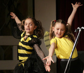 Big buzz surrounding Year 3 performance of 'The Bee Musical'