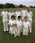 Smashing success for U11A cricket team