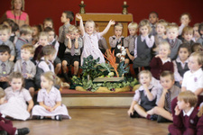 Junior School donate 333kg worth of food to celebrate Harvest
