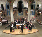 St George's College Chamber Choir opens Music by the Bridge series 2018