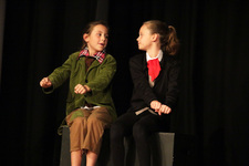 Year 5 bring 'Tales from Dickens' to life