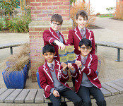 St George's triumphs at National Young Mathematicians' competition