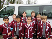 Junior School Quizzers come out on top