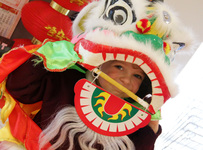 Nursery celebrate the Chinese New Year in style