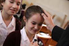 Ash Wednesday marks the beginning of Lent at the Junior School