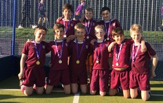 Triple sporting success for Junior School pupils