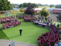 Junior School celebrate 'New Beginnings'