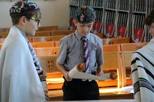 Junior School learn about Judaism