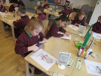 ​'One small step' for Year 2 pupils