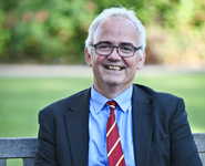 Antony Hudson, Headmaster of the Junior School, elected as Chair of CISC