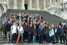 College Sixth Formers enjoy insightful trip to Washington DC and New York