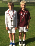 Junior School pupils play out inter-house tennis tournament