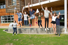 Surge in top grades at A Level at St George's College, Weybridge