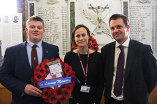 ​Service to mark end of The Battle of the Somme centenary