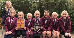Triple success for girls' hockey teams