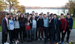 Physics students experience unforgettable trip to CERN