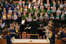 Pupils on song in Young Voices Festival