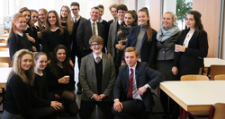 'Georgians of the week' honours shared between Drama department and Chess Club