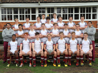1st XV rugby team is unbeaten all term