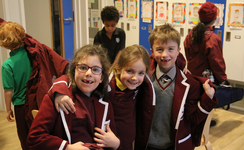 Enthusiastic start to 2017 at the Junior School