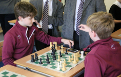 Young minds tested at inter-house speed chess tournament