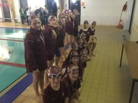 Competitive swimming success