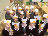 Problems solved and 'Money Crowns' created as Maths and Science Week takes place